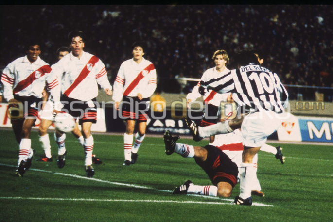 trinidad juventus river plate toyota continental 1996